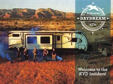 KYD Postcard
